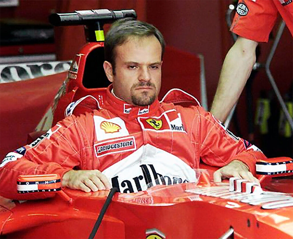 Rubens Barrichello Biography