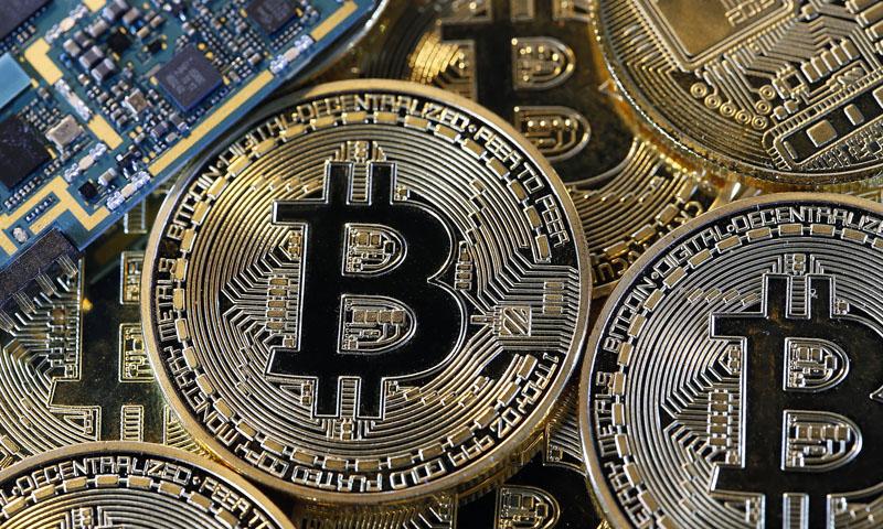 Bitcoin price rises 116% this year