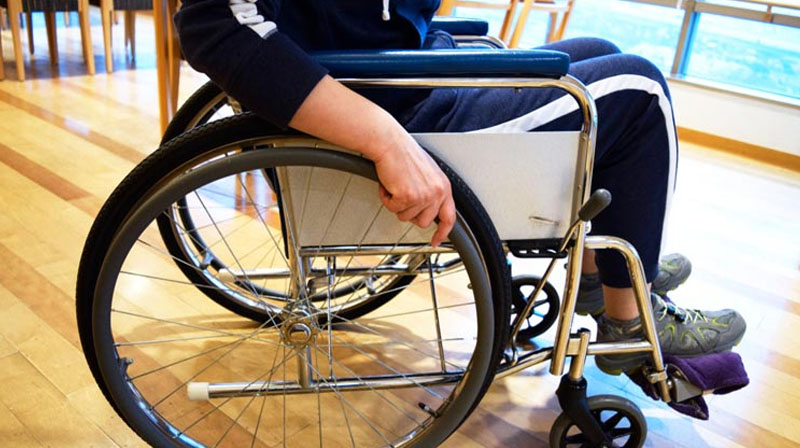 Good news for paralyzed people