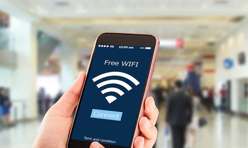 Warning! Free Wi-Fi is dangerousWarning! Free Wi-Fi is dangerous