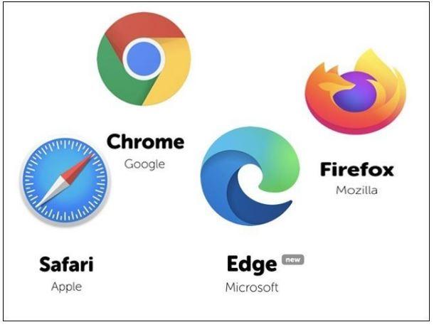 Google, Apple and Microsoft