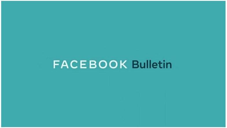 Facebook announces its own news platform