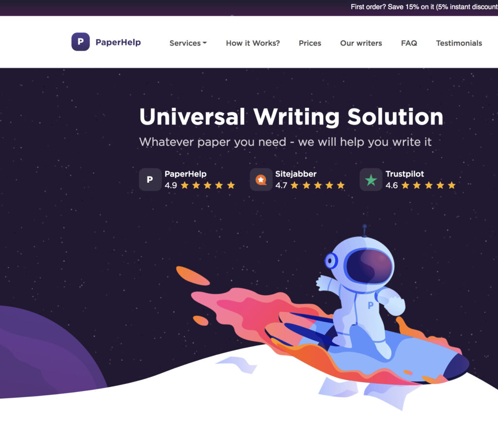 Best Essay Writing Services from United States