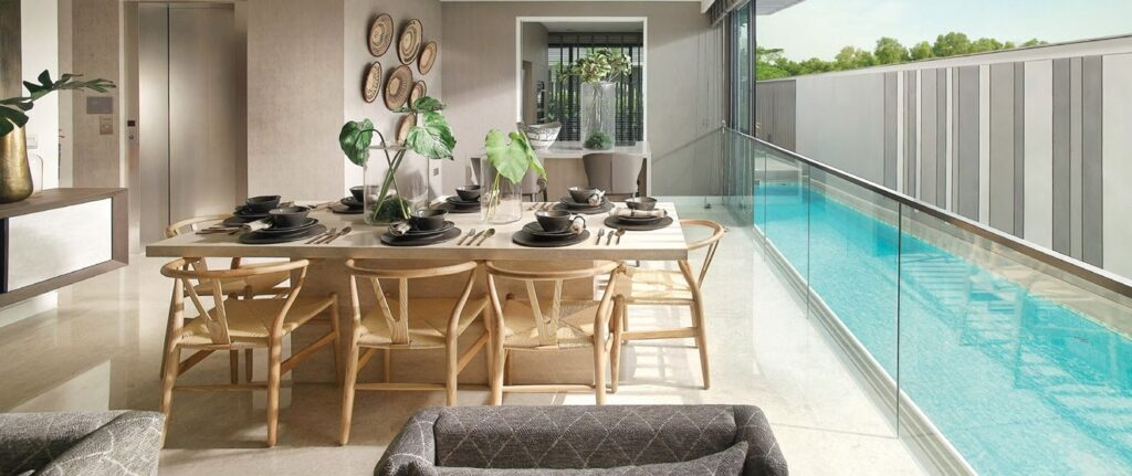 Pollen Collection is the latest new launch landed property by Bukit Sembawang